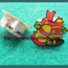 Christmas Bell LED Brooch