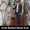JIS G3141 SPCC STEEL COILS, OILED