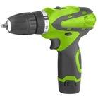18v/14.4v/12v/10.8v/9.6v/7.2v two-speed cordless driver drill