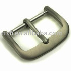 OEM nickel-free titanium buckles for watch strap
