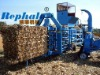 simple structure wheat straw bander