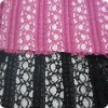 bubble lace fabric