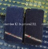 Brand new leather bag jeans case cover leather pouch case for iphone 4g 4s