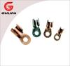 ot copper open mouth wiring lugs