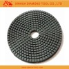 8'' Professional Diamond Flexible Polishing Pad for Stones