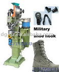 Military Boot Machine, Military Shoe Machine (JZ-989V for V-hook)