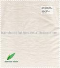 organic terry fabric