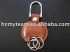 hot leather key chain