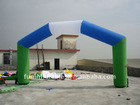 2011 popular advertising inflatable arch