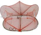 Circular crab pot traps