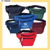 1000 D Polyester The Three Zipper waist bag(YXSPB-119223)