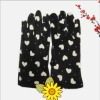 High quality thinsulate polar fleece gloves for winter