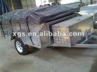 off-road hot-gavalnized camper trailer
