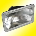 5'' Square Sealed Beam for truck parts 4651 4652 4656