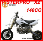 NEW 140CC MOTO WITH CE PISTERPRO STYLE (MC-658)