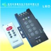 8-key LED controller with dimmer effect