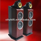 Professional hi end tower audio speaker home cinema system