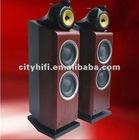 Professional hi end tower audio speaker home cinema system