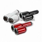 Multifunction 1-2way Car cigarette socket