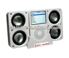 N40 PORTABLE SPEAKER SYSTEM FOR IPHONE SMARTPHONE MP3