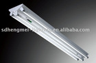 Triangle Fluorescent T8 lighting batten 3x36w