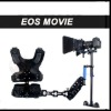 Handheld &Vest Dual Purpose DSLR/Video Camera Steadicam