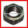 hex weld nut/steel weld nut/stainless weld nut/fastener weld nut/m4,m6,m8,m10,m12