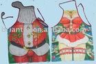 100% polyester apron