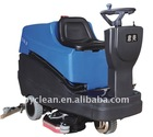 Driving Floor Scrubber