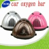 mini car fresher with perfume and ionizer