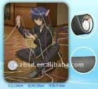 laptop desk fan mouse pad,usb multimedia mouse pad,plastic mouse pad