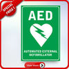 AED Flat Sign/European standard/Low prices,high quality guarantee
