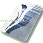 [factory] order 100% polyester printing carpet/solid color carpet/ mat /rug