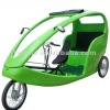 fashional up to date electric rickshaw for people