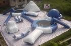 inflatable water park,aqua park ,water entertainment