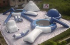inflatable water park,aqua park ,water entertainment