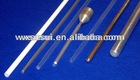 transparent Teflon PFA rods