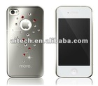 diamond mobile phone case for iphone 4s