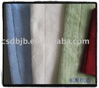 A variety of color shiny rib coral cashmere