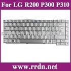Grey US Laptop / Notebook Keyboard HMB4201ELC