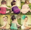 wholesale baby bloomer set