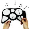 portable Midi drum, roll up USB Midi drum