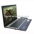 15.6 inch laptop led notebook with ATI RADEON HD grphic wifi hdmi bluetooth AMD E450 INTEL D2700