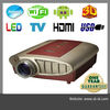 Cheapest Smart Android 4.1 OS Projectors for Home theater projectors, support 3D HD 1080P Moive,Built-in WIFI network projectors