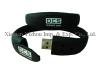 silicone USB bracelet,USB wristband, USB stick USB Flash Memory