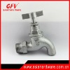 spray painting cast iron tap