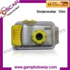 UW515 waterproof camera