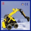 Mini skid steer loader AKL-N-300
