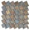 Iron Net Mosaics
