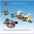 CNC Automatic Production Line for Aerosol Can Tops